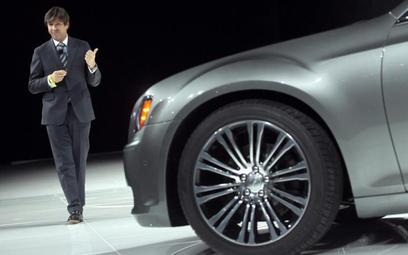 Lancia czyli Chrysler, ale nie wszędzie