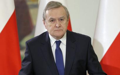Gliński: Polska teraz też się obroni przed falą uchodźców