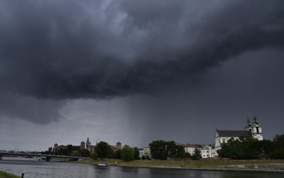 Coraz częstsze są ekstremalne zjawiska pogodowe, w tym gwałtowne ulewy