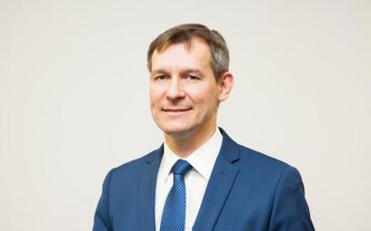 Krzysztof Burnos, prezes KIBR