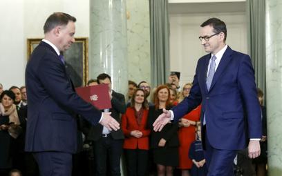 Nie ma tutaj niczego nadzwyczajnego - mówił o rozporządzeniu, podpisanym przez prezydenta Andrzeja D