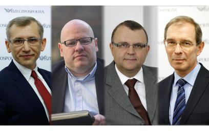 Krzysztof Kwiatkowski, Jan Filip Libicki, Kazimierz M. Ujazdowski, Zygmunt Frankiewicz