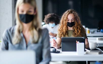 Zonifero odmienia pracę w biurze. Aplikacja na czas pandemii