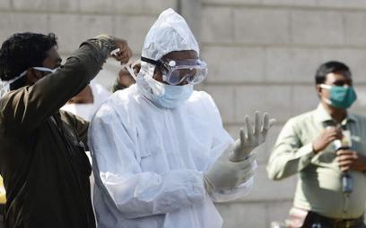 W styczniu w Indiach, z powodu infekcji wirusem grypy H5N1, uśmiercono tysiące ptaków
