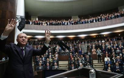 Erdogan grozi atakami na wojska Asada w całej Syrii