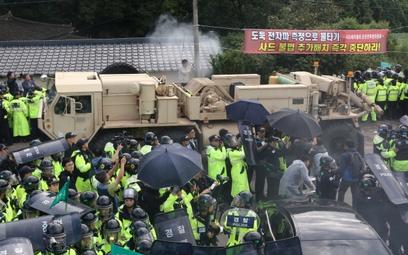 Korea Płd.: Nie chcą obrony przeciwrakietowej