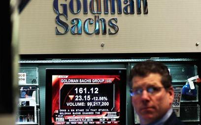 Goldman Sachs otworzył biuro w Polsce