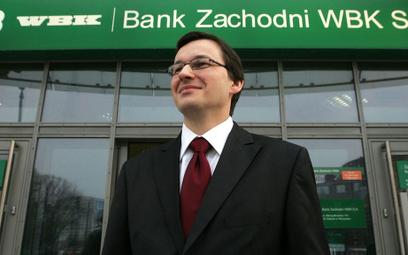 W latach 2007-2015 Mateusz Morawiecki był prezesem zarządu Banku Zachodniego WBK