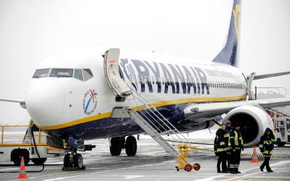 Ryanair ostrożny przed zimą