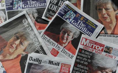 31 proc. Brytyjczyków: May była okropnym premierem