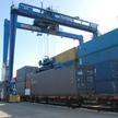 Większość pociągów jadących z Chin do Europy przekracza obecnie granicę UE w Małaszewiczach