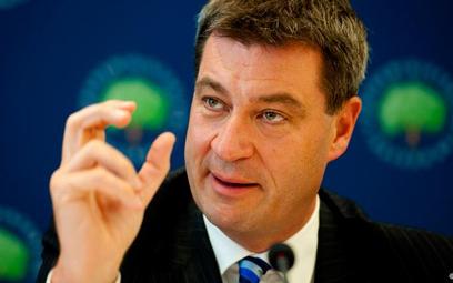 Markus Söder: Sposoby działania firm finansujących terroryzm i zorganizowanej przestępczości są bard