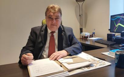 Witold Wróblewski, prezydent Elbląga