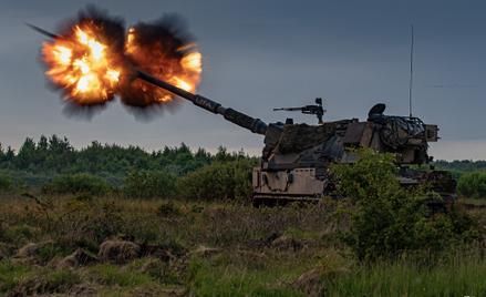 Wojska Lądowe Sił Zbrojnych Ukrainy planują zakup 155 mm armatohaubic samobieżnych za granicą. Czy b