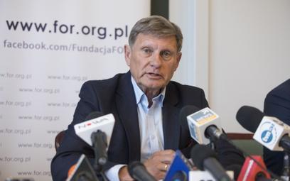 Leszek Balcerowicz o wicepremierze Piotrze Glińskim
