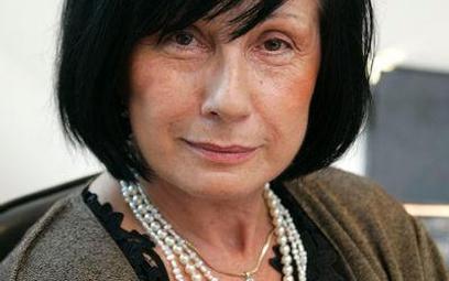 Prof. Inetta Jędrasik-Jankowska
