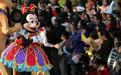 Goście Disneylandu chorzy na legionellozę