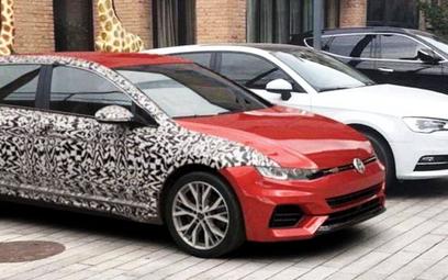 Nowy Volkswagen Golf VIII już w połowie tego roku