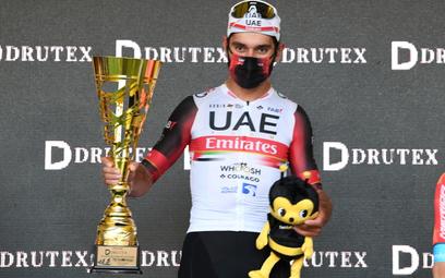 TdP: Fernando Gaviria wygrał w Rzeszowie