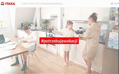 """Itaka startuje od lipca z czarterami. """"Potrzebuję wakacji"""""""