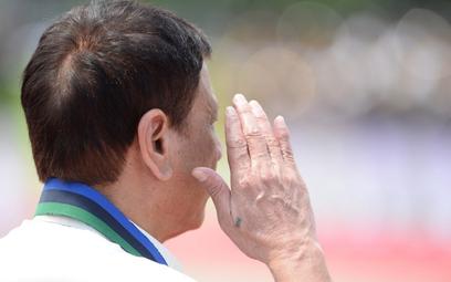 Prezydent Filipin: Zabijajcie narkomanów