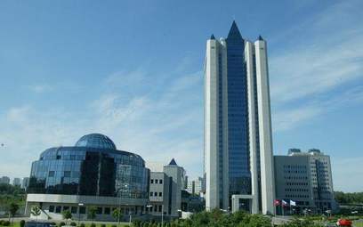 Gazprom sprzedaje swój bank