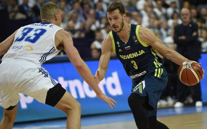Goran Dragic w meczu z Finami rzucił tylko jeden punkt mniej niż z Polską - 29