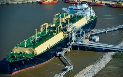 Amerykański gaz zmienia rynek Unii.