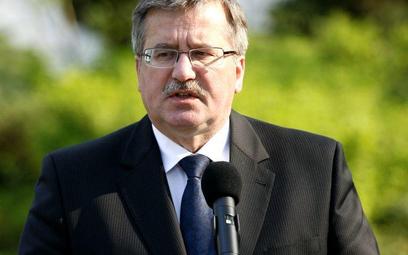 Bronisław Komorowski przyjeżdża dziś pod Wawel m.in. na otwarcie Muzeum Sztuki Współczesnej