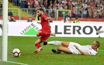 Polska-Portugalia 2:3: Błaszczykowski z rekordem i golem