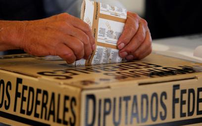Meksyk: Partia prezydenta bez większości konstytucyjnej