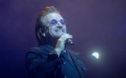 """U2 przerwało występ w Berlinie. """"Bono stracił głos"""""""