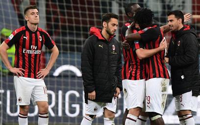 Serie A: Piątek nie strzela, trener Milanu go chwali