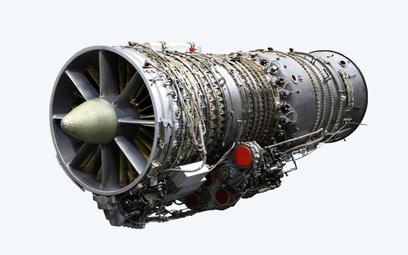 Silnik turboodrzutowy AL-21F3 stanowiący napęd samolotów myśliwsko-bombowych Su-22M4 i szkolno-bojow