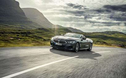 BMW 8 Cabrio: Będą się za nim oglądać