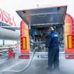 Stacja LNG firmy Bisek-Asflat