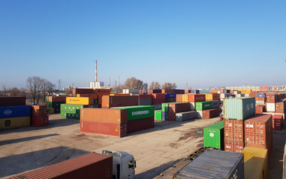 Chińskie kontenery Loconi