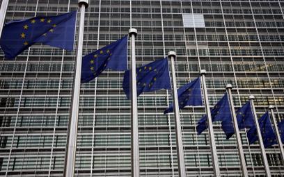 Siedziba Komisji Europejskiej - wieżowiec Berlaymont