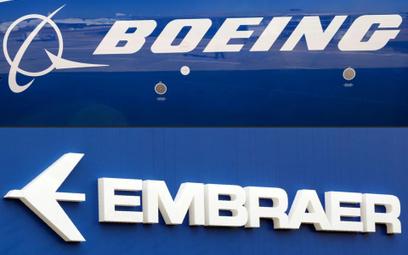 Związek Embraera z Boeingiem musi zatwierdzić wysoka rada