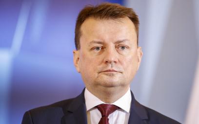 Mariusz Błaszczak, Minister Obrony Narodowej. Fotorzepa/Jerzy Dudek