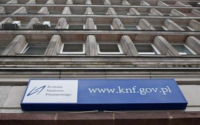 Komisja Nadzoru Finansowego rozpoczęła wysyłanie bankom o wysokim udziale kredytów walutowych zalece