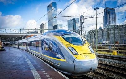 Eurostar połączy Amsterdam z Londynem