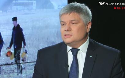 """#RZECZoPOLITYCE Lasek: Wzruszyłem się na """"Smoleńsku"""""""