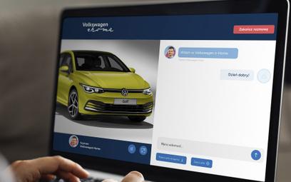 Volkswagen eHome: Sprzedaż auta przez wideokonferencję