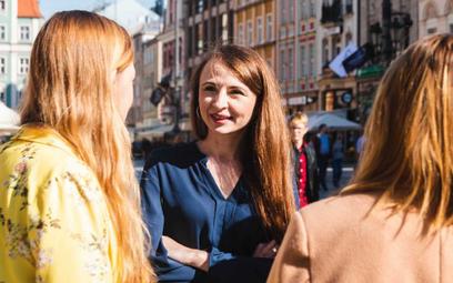 Dziemianowicz-Bąk: Spór o wizję państwa toczy się między PiS a Lewicą