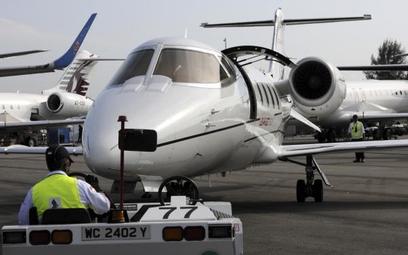 Samolot Bombardier Inc. Learjet 60XR