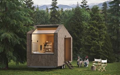 Polskie mobilne domki: hotelowa wygoda blisko przyrody