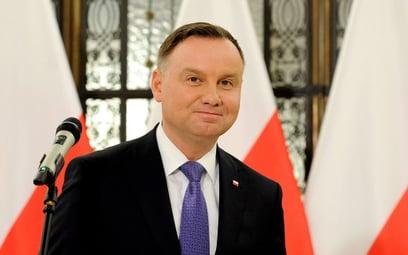 Prezydent Andrzej Duda powołał Małgorzatę Manowską na I Prezesa Sądu Najwyższego