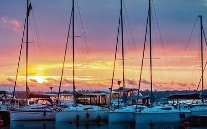 Przemysł jachtowy może być specjalizacją i mocną stroną Warmii i Mazur