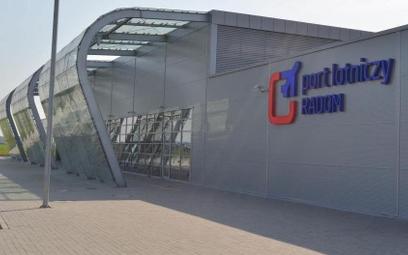 Jest umowa na budynki dla służb lotniskowych w Radomiu